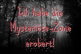 Mysteriöse Zone